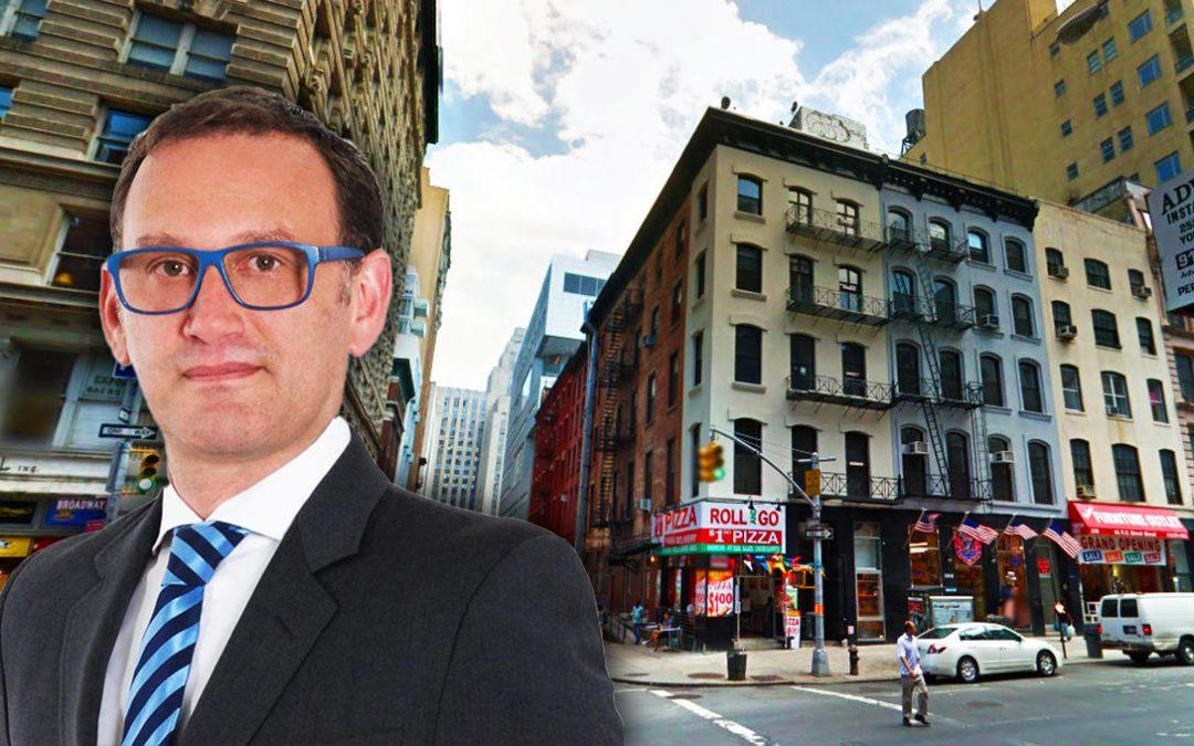 HAP files plans for 41-unit condo development in Tribeca