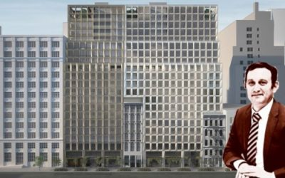 HAP files plans for second building in Chelsea resi project
