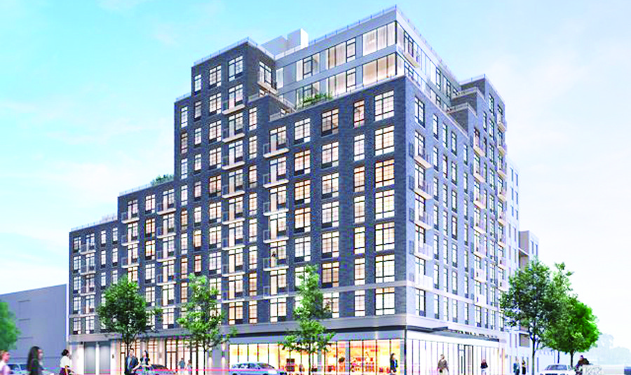 New Development: Work underway at Greenpoint condo, Ground broken for HAP rental
