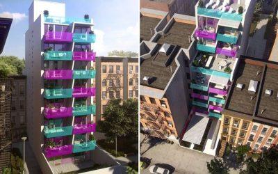Karim Rashid Out-Crazies Himself With New Harlem Building