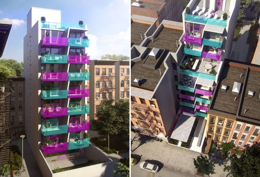 Karim Rashid Out-Crazies Himself With New Harlem Building