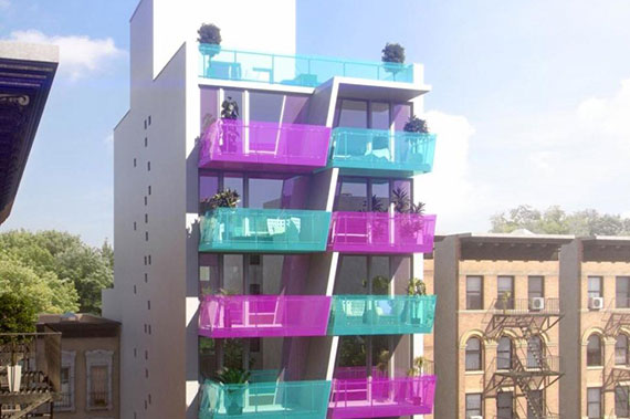 Residents to vote on HAP's East Harlem building colors
