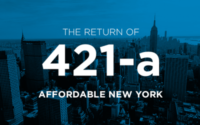 421-a: Affordable New York