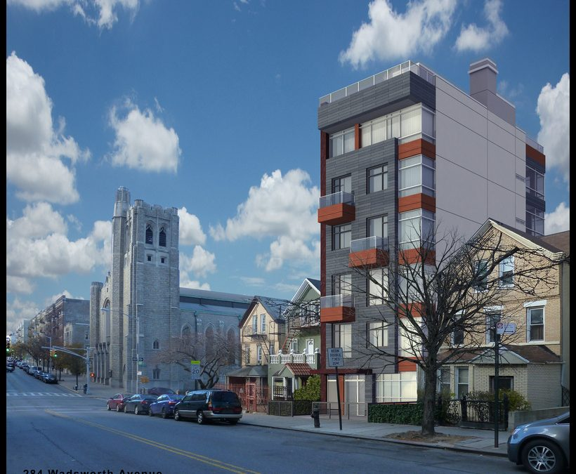 HAP Investments to Develop 10-Unit Residential Building in Washington Heights
