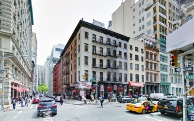 Permits Pre-Filed, Rendering Out For CetraRuddy-Designed 65 Franklin Street, Tribeca