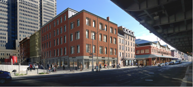 YIMBY Today: Details For Five-Story Building Coming To 89 South Street In Seaport District, More