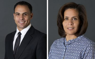 HAP Investments hires two project managers: Mohamed and Arrington