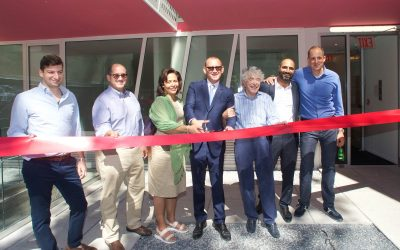 329 Pleasant Ribbon Cutting