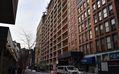 HAP Investments Tops Out Manhattan Project