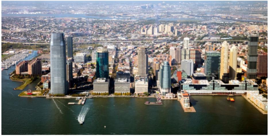 HAP taps Israeli market to help finance Jersey City tower