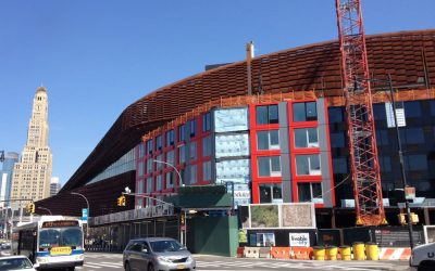 Real Estate Wire: Atlantic Yards Modular Tower Contract Terminated; New Colors for HAP 5?