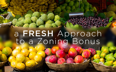 A FRESH Approach to a Zoning Bonus