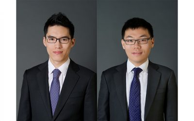 Du Yoo and Will Wang Join HAP Investments as Analysts