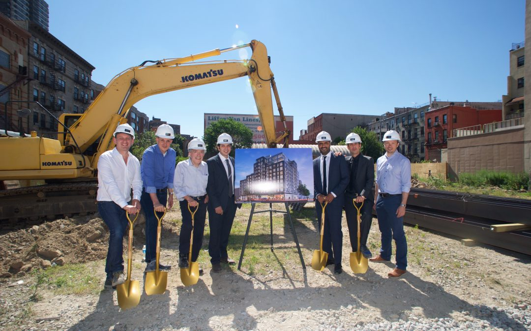 HAP breaks ground for new East Harlem rental building