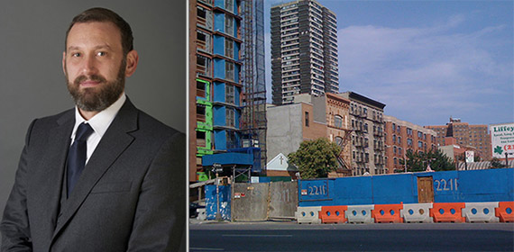 Another deal in Harlem as HAP buys lot on 121st Street